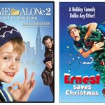 Ernest Saves Christmas & Home Alone 2 2-DVD Christmas Bundle
