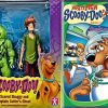 What's New Scooby-Doo? Cartoon & Scooby Doo 5 inch action Figures Twin Pack – Shaggy and Captain Cutler's Ghost – Space Ape at the Cape DVD Sticker Bundle Vol. 1 Animated Set