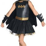 Justice League Child's Batgirl Tutu Dress – Medium