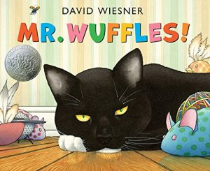 Mr. Wuffles! (Caldecott Medal – Honors Winning Title(s))